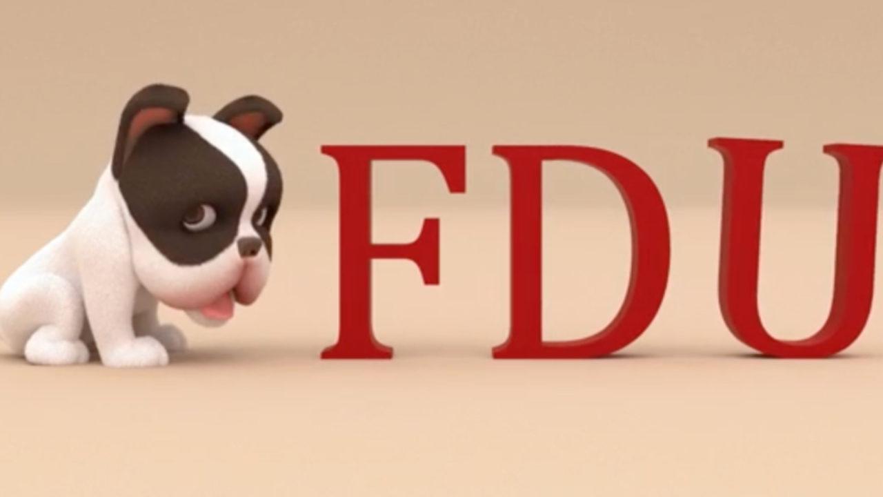 FDU puppy animation