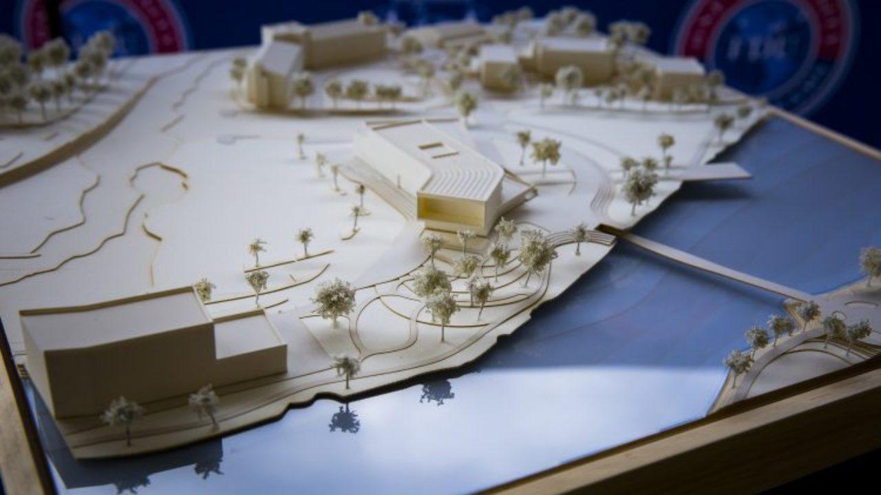 Campus addition prototype