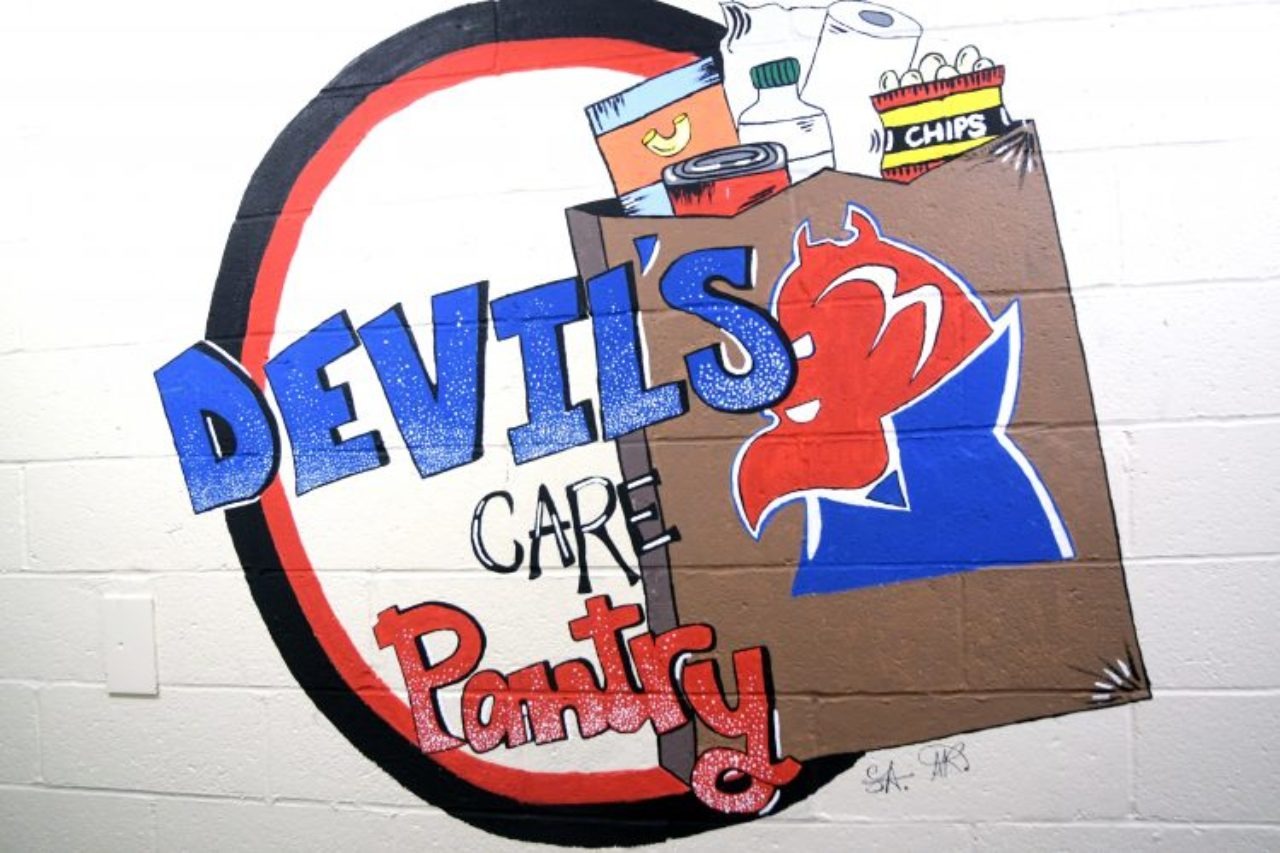 Devils Care Pantry
