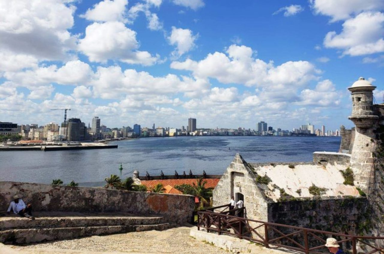 Cuba shore