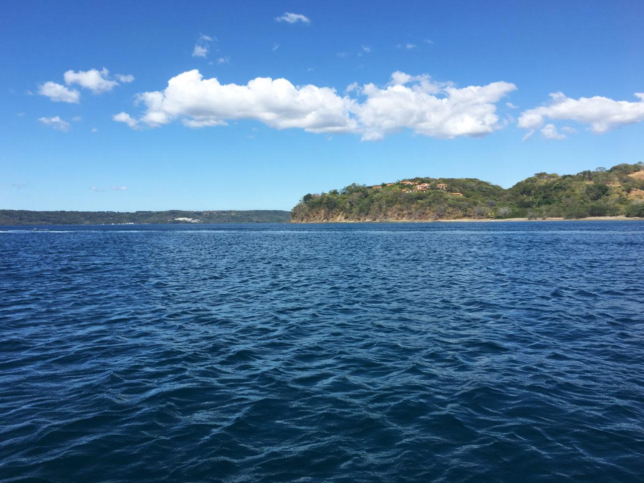 Shore in Costa Rica