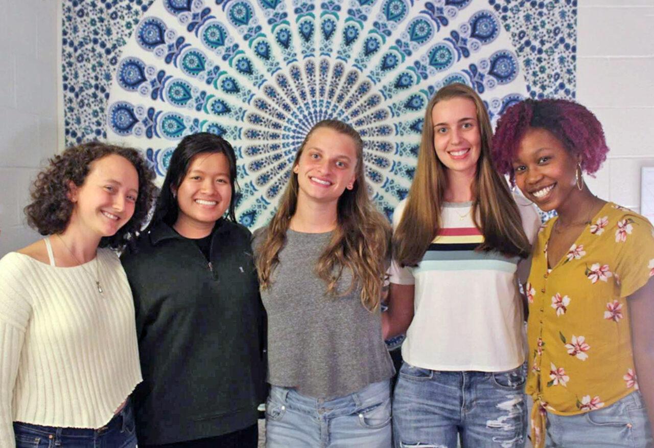 Florham Campus juniors