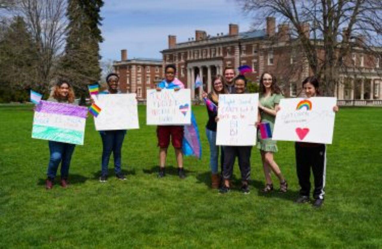 FDU AURA raises awareness about the LGBTQ+ community