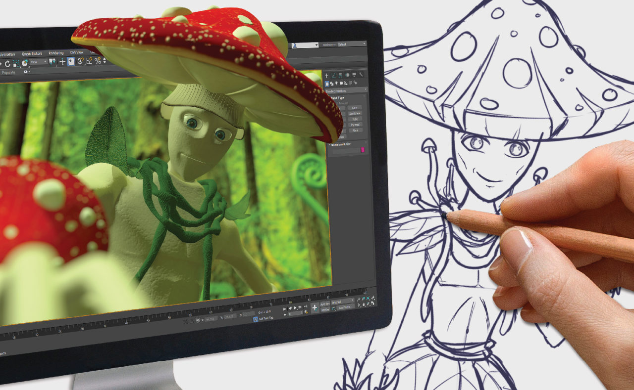 Ba Film And Animation Animation Concentrations Fairleigh Dickinson University