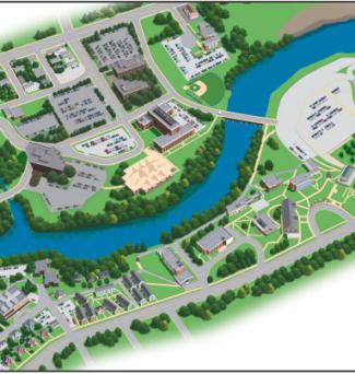 dickinson college campus map Metropolitan Campus Fairleigh Dickinson University dickinson college campus map