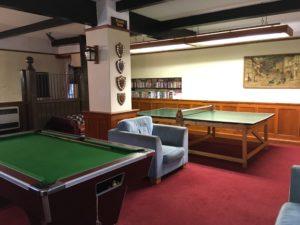 Wroxton recreational room