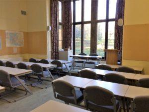 Wroxton seminar room
