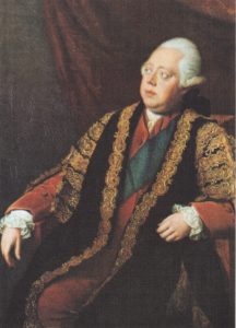 Portrait of Lord North