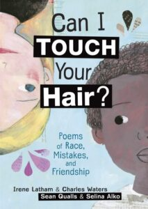 The book cover for Can I Tough Your Hair?