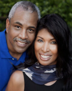 A photo of Brenda Blackmon and William Jackson