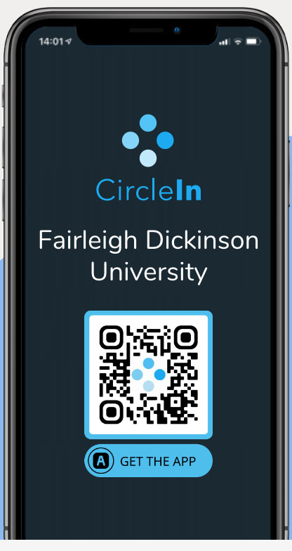 Circle In app QR code