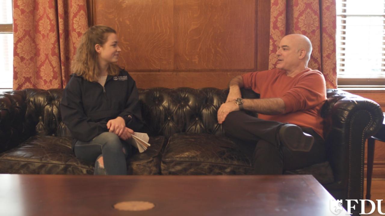 Kristen Brockmiller interviews Andrew Baseman.