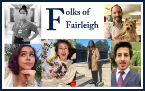 A collage of students, faculty and staff who work at FDU.